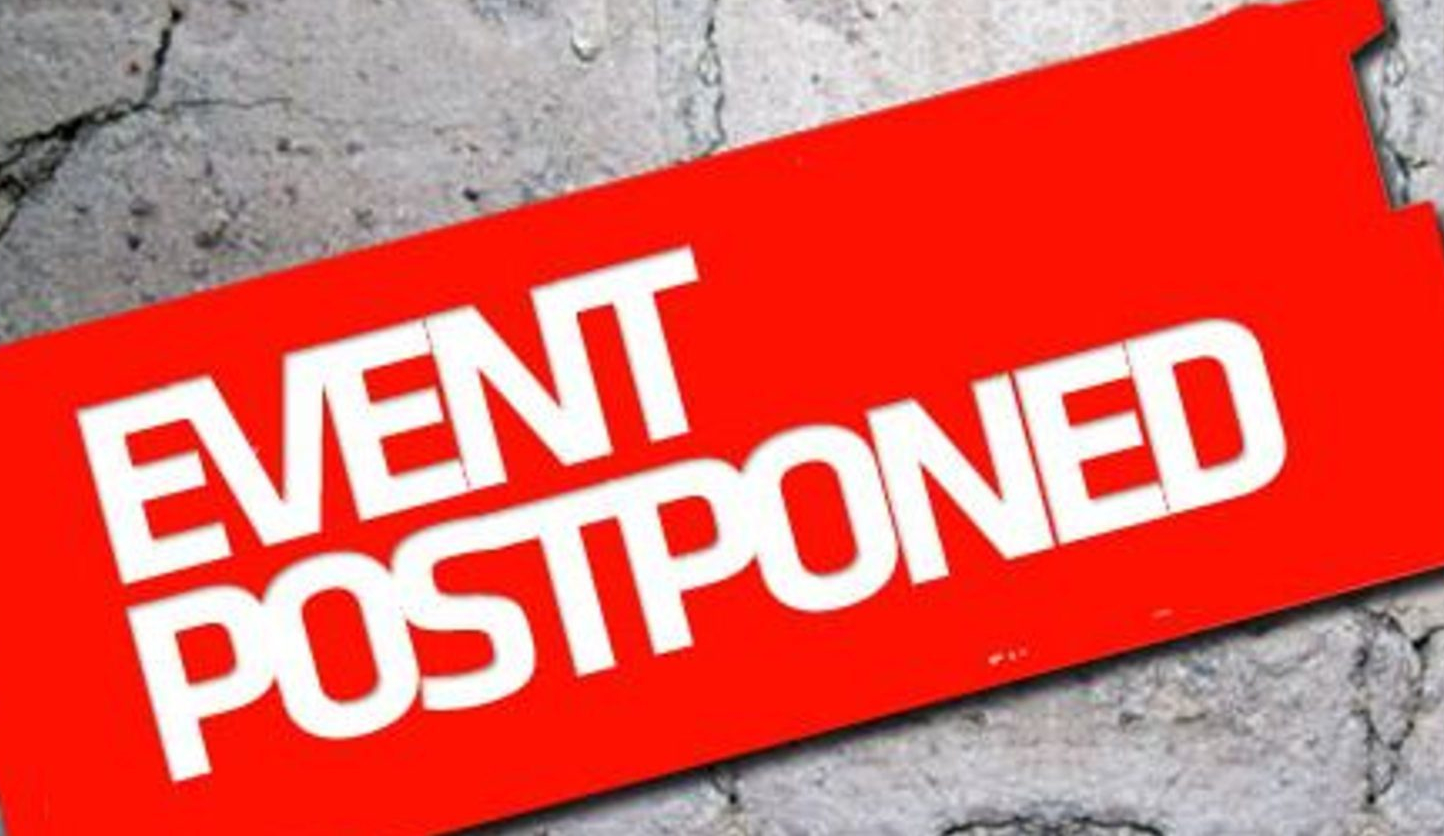 Postponed: IZE/PAAZA training